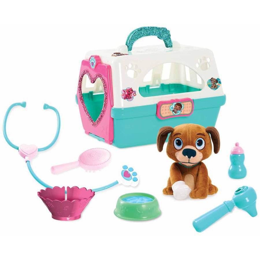 Disney Doc McStuffins Pet Vet On The Go Pet Carrier ...