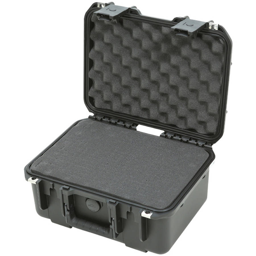 SKB 3I13096BC iSeries Equipment Case 13x9x6 Black
