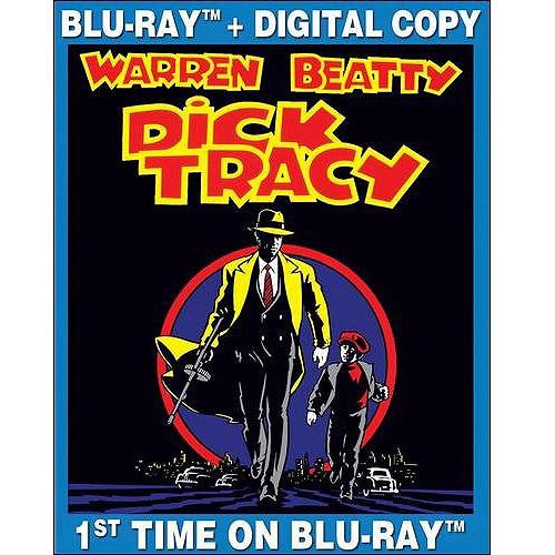 Dick Tracy (Blu-ray + Digital HD)