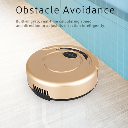 Sweep Robot Automatic Floor Cleaner Intelligent Cartoon Clean Helper for Hard Surface Floors and Thin Carpets