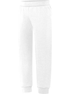 Hanes Girls ComfortSoft Eco Smart Fleece Jogger Sweatpants, Sizes 4-16