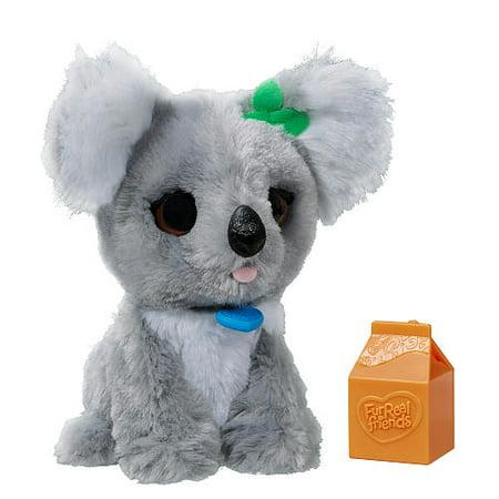 Furreal Friends Lil Big Paws Sneezy Kiki Koala Pet