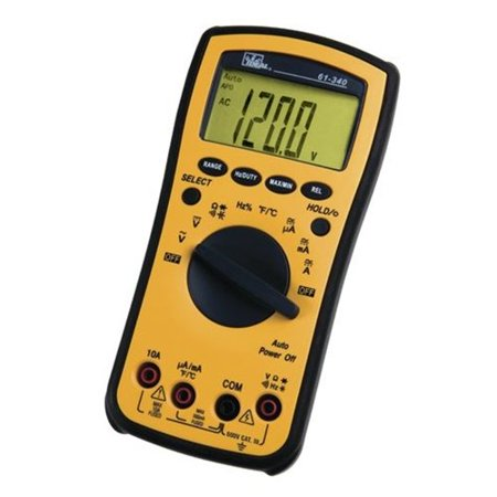 Ideal 61-340 Test-pro[tm] Multimeter