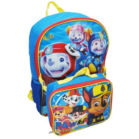 Disney Kids Paw Patrol Backpack 16