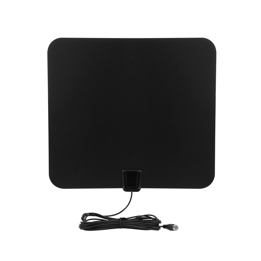 50 Miles Digital TV Antennas with USB Powered Digital TV Flat Antenna (UK Plug) - image 8 of 8