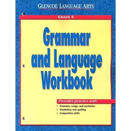 Grammar and Language Workbook : Grade 6