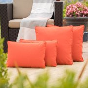 Coronado Outdoor Water Resistant Pillows - Set of 4