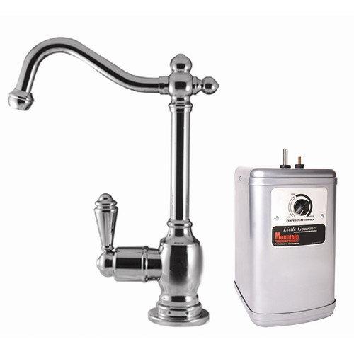 Mountain Plumbing The Little Gourmet Instant Hot Water Dispenser with Heat Tank