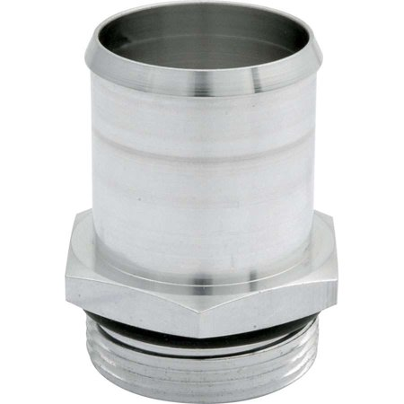 Image of Allstar Performance 1-1/2 in Hose Barb Radiator Inlet Fitting P/N 30038