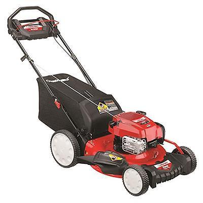 Troy-Bilt 12ABD3A3766 21 in. 3-N-1 Self-Propelled Hi-Wheel Lawn Mower Lawnmower [Istilo172196] TROY-BILT by GSS