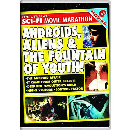 6-Movie Sci-Fi Marathon: Androids, Aliens & The Fountain Of Youth (Widescreen)