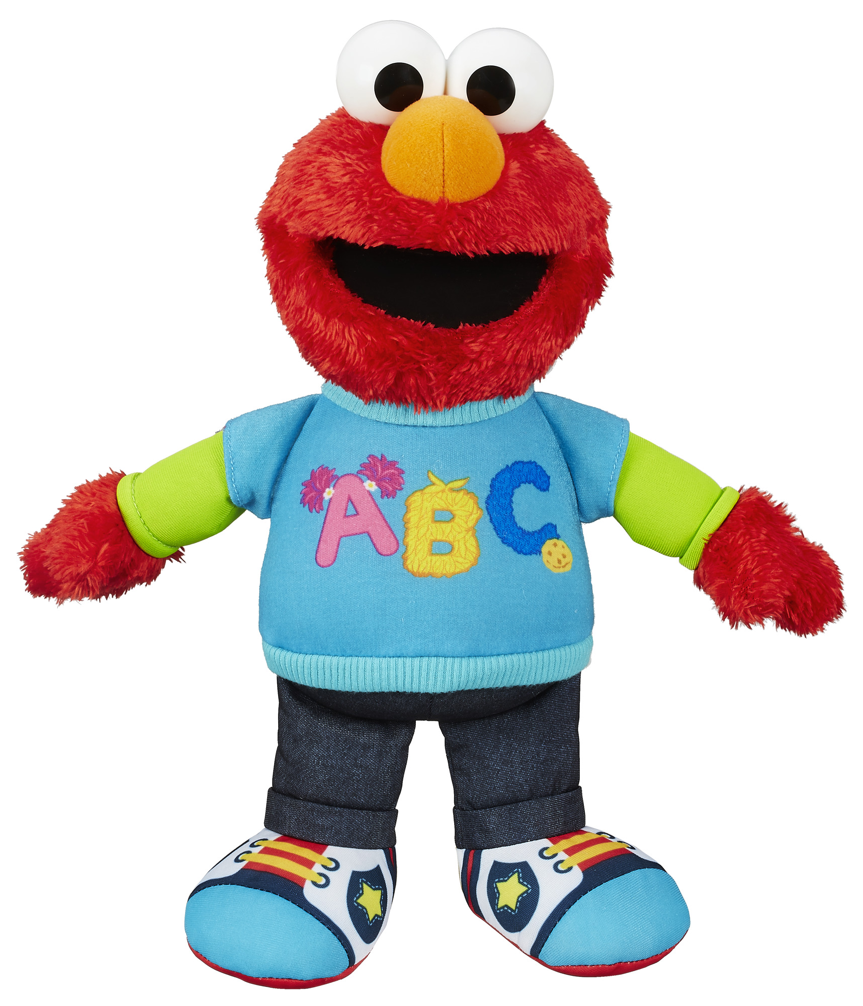 Playskool Friends Sesame Street Talking ABC Elmo by Sesame Street
