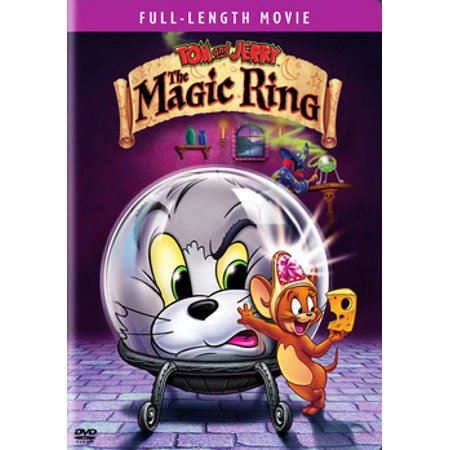 Tom & Jerry: The Magic Ring (DVD)