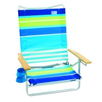 RIO Beach 5-Position High Back Beach Chair