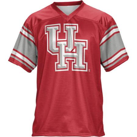 ProSphere Boys' University of Houston End Zone Football Fan Jersey ()