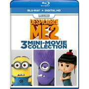 Despicable Me 2: 3 Mini-Movie Collection (Blu-ray + Digital Copy) by Universal Home Video