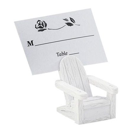 36 Adirondack Chair Place Card Holders Adirondack Chair Place Card Holders