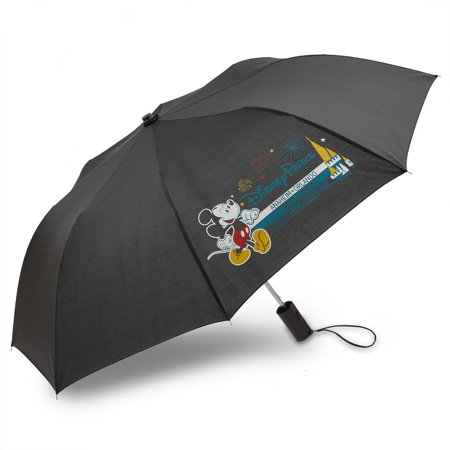 Disney Parks Mickey Mouse Fireworks Umbrella New with Tags