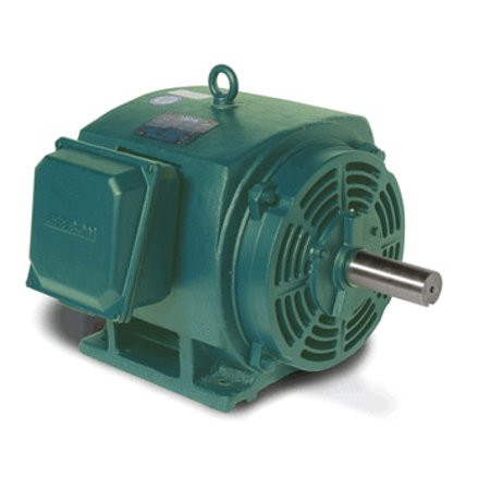 213t Frame Rigid Base - 7.5 hp 1760 RPM 213T Frame 208-230/460V Open Drip Leeson Electric Motor # 170142