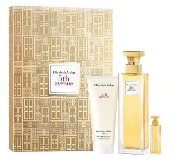 Elizabeth Arden Fifth Avenue Perfume Gift Set for Women 3pc