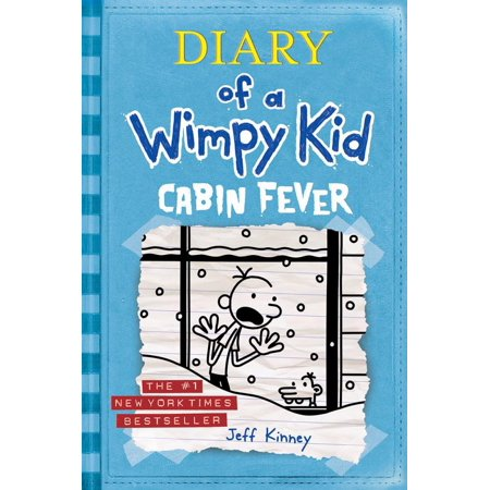Diary of a wimpy kid 6 cabin fever walmart diary of a wimpy kid 6 cabin fever solutioingenieria Choice Image