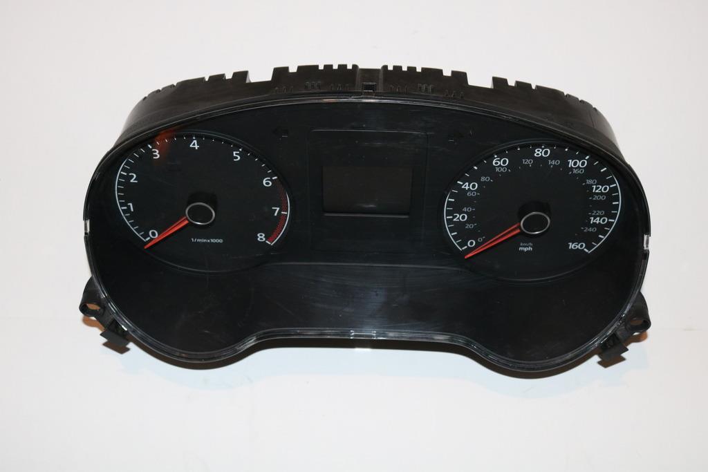 11-12 VW Jetta Instrument Cluster Speedometer Gauge 133,732 #45681
