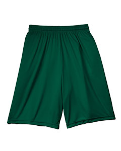 """A4 9"""" Cooling Performance Short, Royal, 3X-Large"""