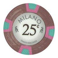 Milano 10 Gram Clay - .25¢  (cent)