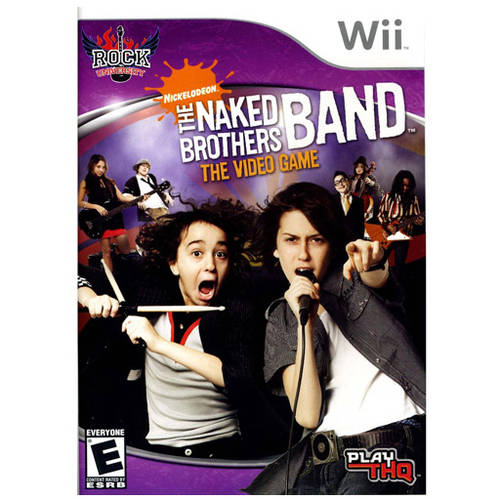 Rock University Presents The Naked Brothers Band (Wii) - Pre-Owned