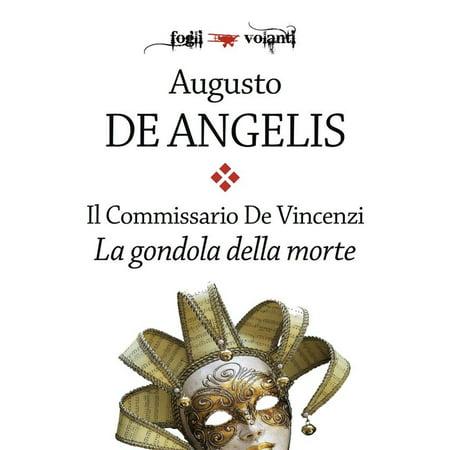 Il commissario De Vincenzi. La gondola della morte - eBook