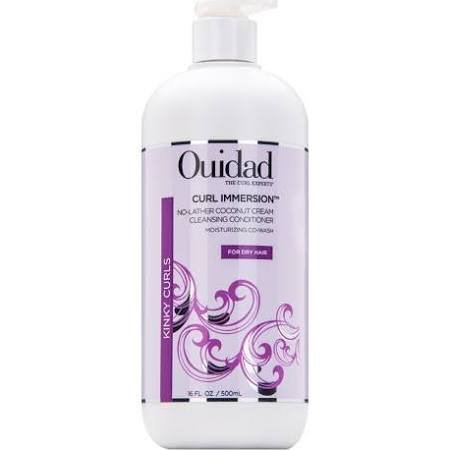 Ouidad Curl Immersion Co-wash Cleansing Conditioner, 16.0 fl. oz.