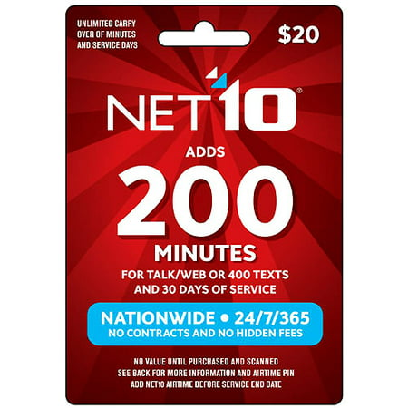 Cell Phone Card NET10 Cell Phone Card