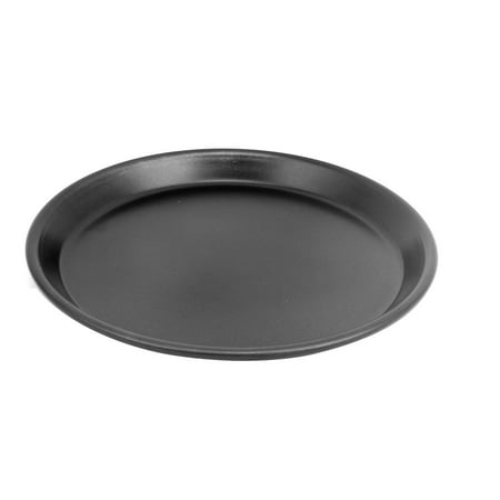 8 Inch Black Metal Round Non-Stick Home Kitchen Catering Pizza Baking