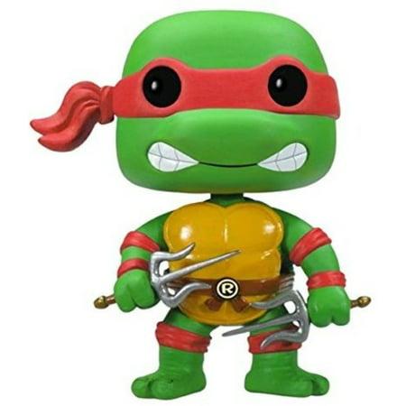 FUNKO POP! TELEVISION: TEENAGE MUTANT NINJA TURTLES - RAPHAEL - Ninja Turtle Cake Pops