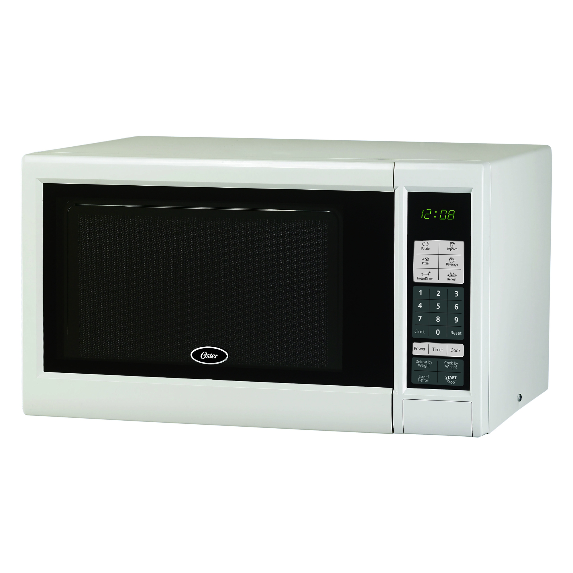 Oster OGM41101 1.1 Cu. Ft. 1000w Digital Microwave Oven White