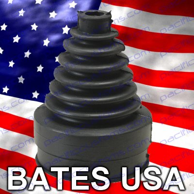 Porsche 930 Or 911 Turbo Cv Bates Axle Boot Made In Usa Use Flange  Ac501113F-930