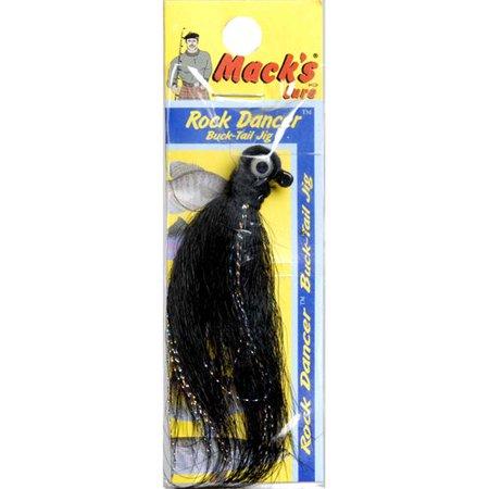 Bucktail Fishing Lure (Mack's Lure® Rock Dancer® 1/4