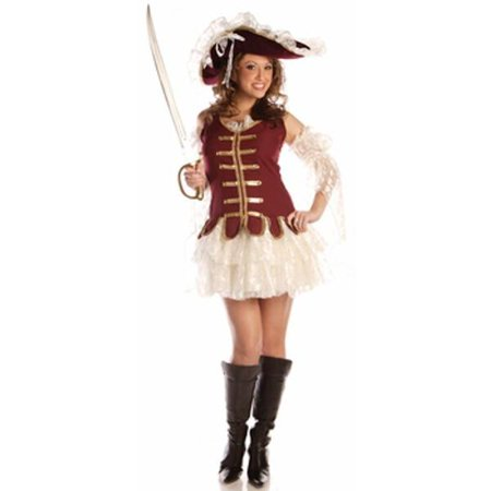 Classy Women Costumes (Adult Sexy Classy Pirate)
