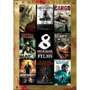 8 Feature Compilation: Horror Features (DVD)