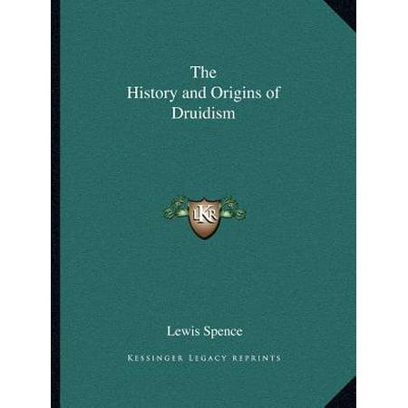 The History and Origins of - Halloween Origins Druids