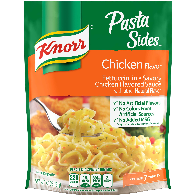 Knorr Chicken Pasta Side Dish, 4.3 oz