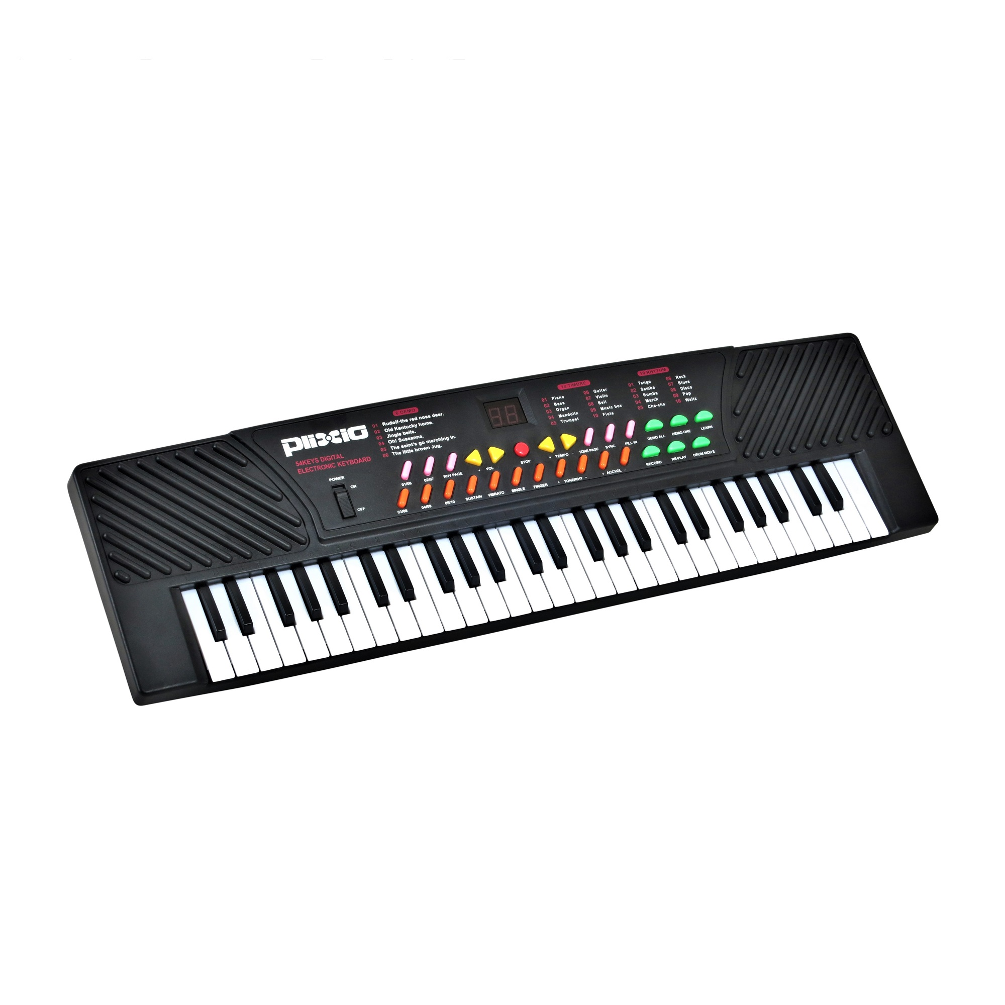 54 Key Children's Electric Music Keyboard Piano for Beginners and Kids- Portable