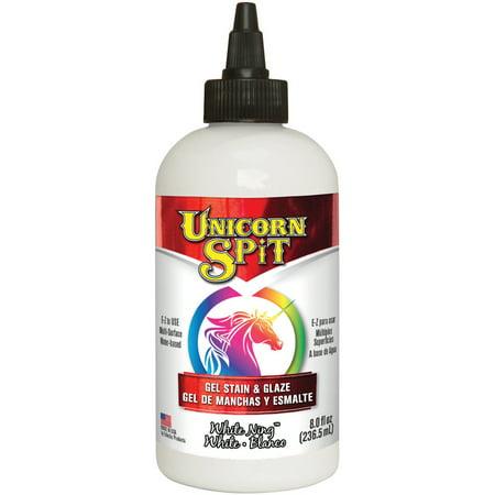 Unicorn Spit Wood Stain & Glaze 8oz-White Ning