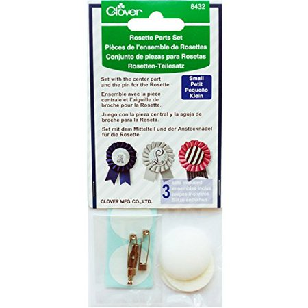 Rosette Parts Set Small, Fun and easy By -