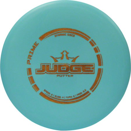 Dynamic Discs Judge Prime Golf Disc: Putter Assorted