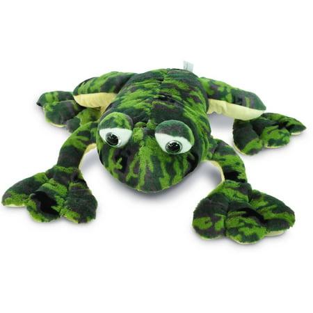 Frog Plush, Green Camo thumbnail