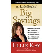 The Little Book of Big Savings - eBook