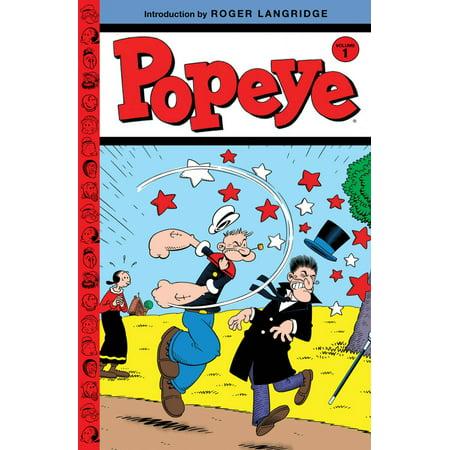 Popeye Volume 1