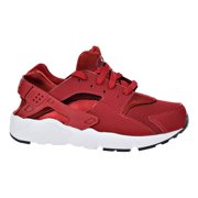 Nike Huarache Run Little Kids Running Shoes Gym Red 704949-604