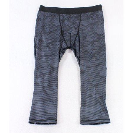 b47d7d46473 Zella Activewear Bottoms - Zella Women s Medium Striped Capri Activewear  Leggings - Walmart.com